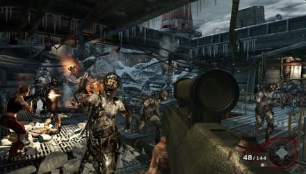 Call of Duty: Black Ops, un cast stellare per Call of the Dead