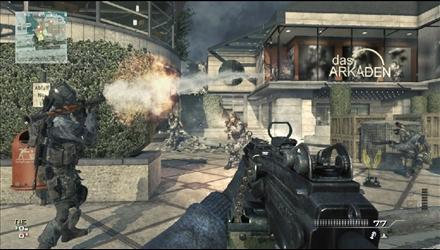 Call of Duty: Modern Warfare 3 è il più giocato su Xbox Live