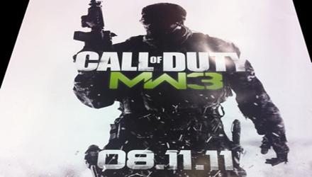 Call of Duty: Modern Warfare 3, probabile data di uscita e notizie confermate