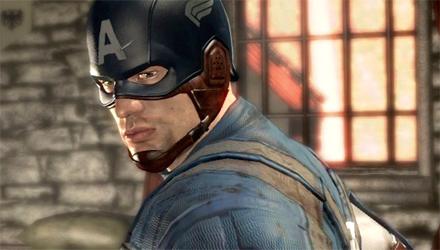 Captain America al cinema e su console