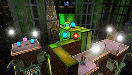 Crush 3D annunciato da SEGA per Nintendo 3DS