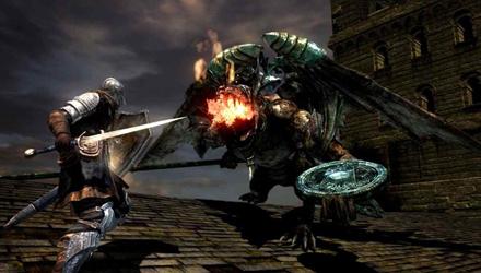 Dark Souls avrà una mappa molto più estesa rispetto a Demon's Souls