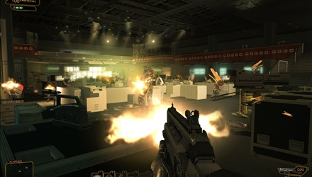 Deus Ex: Human Revolution, contenuti extra per i fan su Facebook
