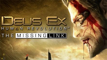Deus Ex: Human Revolution, il DLC The Missing Link disponibile martedì