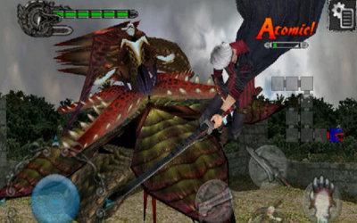 Devil May Cry 4: Refrain disponibile su iPhone e iPod Touch
