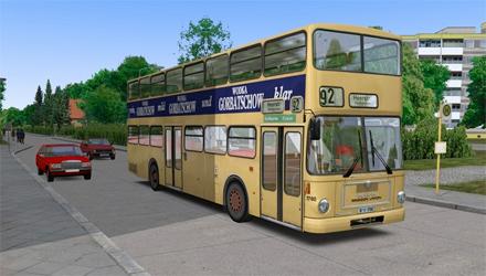 OMSI: Omni Bus Simulator, il primo simulatore di autobus per PC