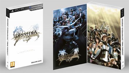 Dissidia 012 [duodecim]: Final Fantasy, la Legacy Edition dal 25 marzo