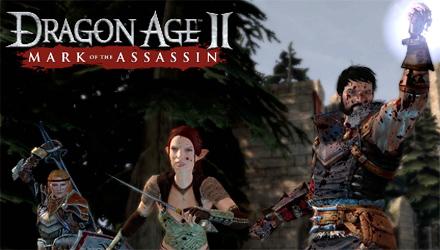 Dragon Age 2: disponibile il DLC Mark of the Assassin