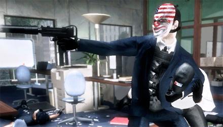 E3 2011: Payday The Heist, un nuovo sparatutto in esclusiva PS3