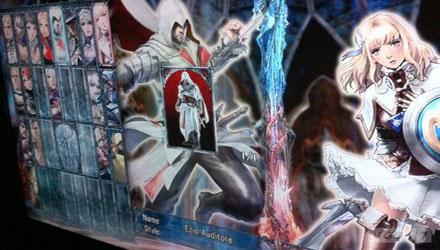 Ezio Auditore da Assassin's Creed a Soul Calibur 5?
