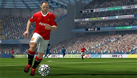 FIFA 12 3D e il supporto alla funzionalità SpotPass del Nintendo 3DS