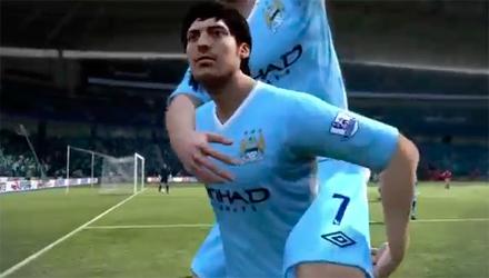 FIFA 12 avrà contenuti esclusivi per il Manchester City