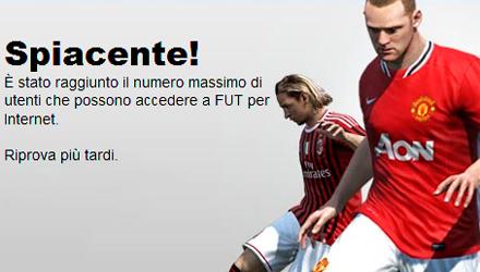 FIFA 12: boom di connessioni al lancio, server offline su PS3