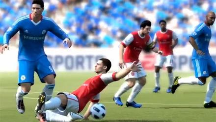 FIFA 12: EA Sports spiega i miglioramenti dell'Impact Engine