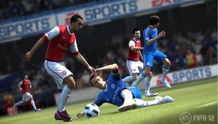 FIFA 12: hands-on del nuovo motore fisico