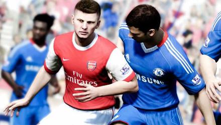 FIFA 12 mostra il nuovo Impact Engine
