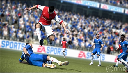 FIFA 12: Pro Player Intelligence e visione di gioco