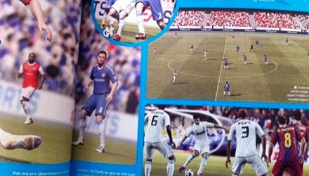 FIFA 12: spuntano le prime immagini del gameplay