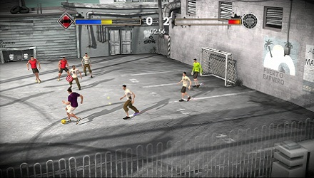 FIFA Street 4 nei piani di EA Sports