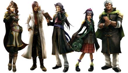Final Fantasy Type-0: immagini e dettagli sul nuovo titolo Square Enix