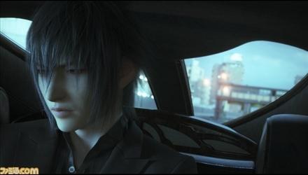 Final Fantasy Versus XIII, nuovi dettagli da Famitsu