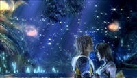 Final Fantasy X HD alle fasi iniziali dello sviluppo