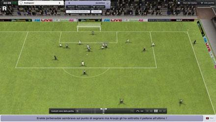 Football Manager 2011 si aggiorna con una nuova patch