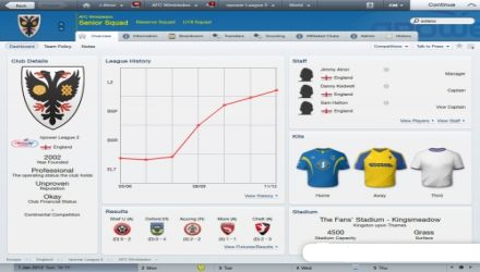 Football Manager 2012 supporterà il 3D