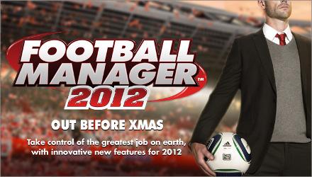 Football Manager 2012, uscita confermata per il 21 ottobre