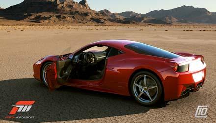 Forza Motorsport 4: demo disponibile ad inizio ottobre