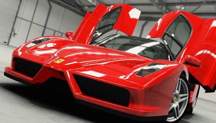 Forza Motorsport 4, prova su strada