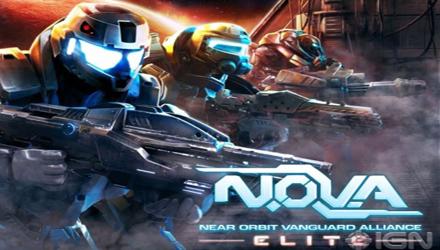 Gameloft annuncia NOVA Elite per iPhone e iPad