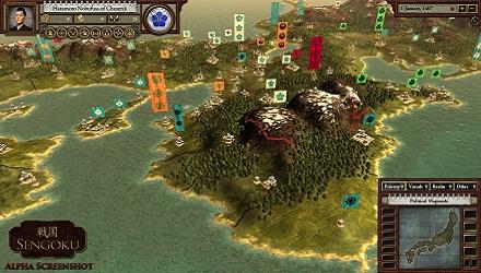 GDC 2011: Paradox Interactive annuncia Sengoku