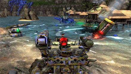 GDC 2011: Trenched è il nuovo progetto di Double Fine per Xbox 360