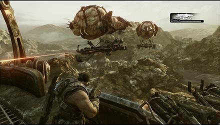 Gears of War 3: confermato un DLC per la campagna single player