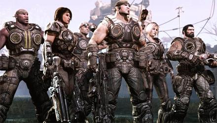 Gears of War 3: fase gold e video d'introduzione
