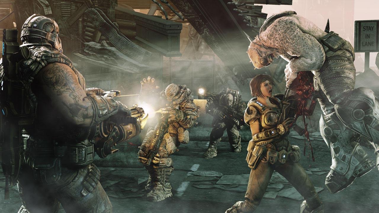Gears of War 3: i fattori che hanno ispirato il gioco secondo Epic