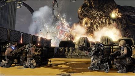 Gears of War 3: primi dettagli sul DLC single player