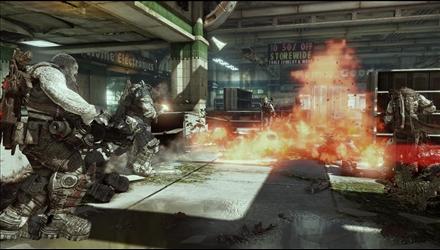 Gears of War 3, video e dettagli sui premi speciali della beta