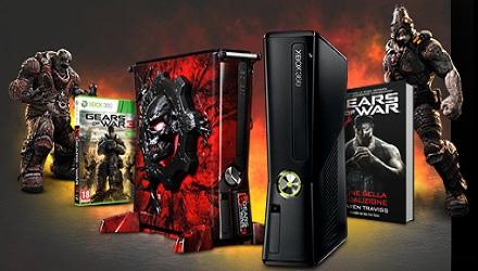 Gears of War 3: Xbox 360 in palio con un concorso su Facebook