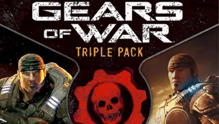 Gears of War Triple Pack su Xbox 360 dal 15 febbraio