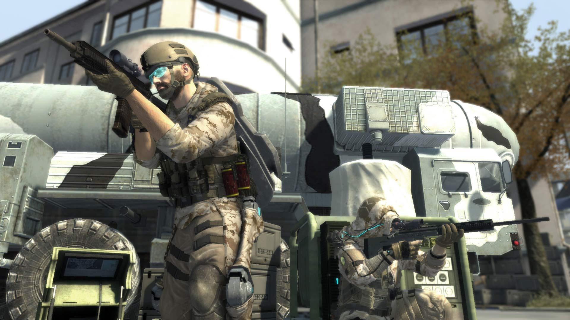Ghost Recon Online, uno sparatutto gratuito da Ubisoft