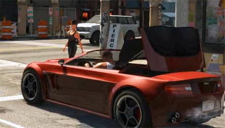 Grand Theft Auto V, ecco il primo trailer