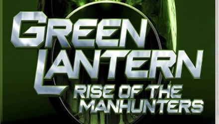 Green Lantern: Rise of the Manhunters, un tie-in per Lanterna Verde