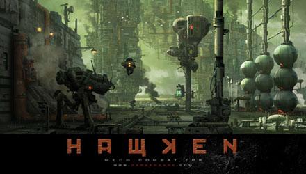 Hawken si presenta con un debut trailer mozzafiato