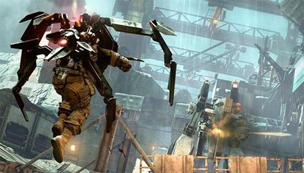 Killzone 3: DLC Steel Rain e patch 1.07
