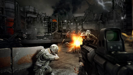 Killzone 3: rating 18+, linguaggio forte e cut scene infinite