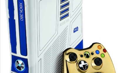 Kinect: Star Wars, Microsoft presenta il bundle con Xbox 360