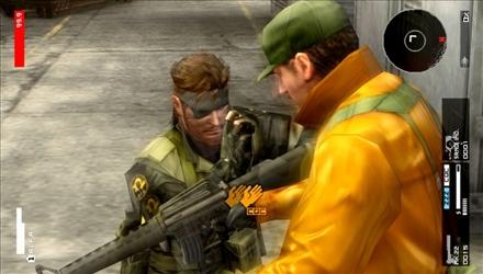 Kojima conferma la co-op online per Peace Walker HD