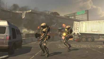 Konami annuncia Battle: Los Angeles